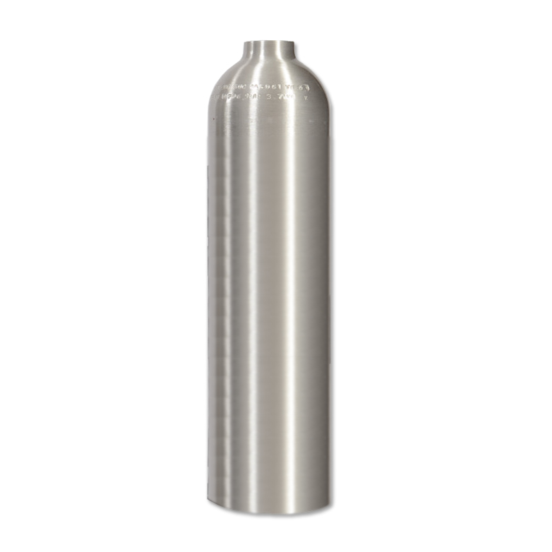 Cis Lunar MK 6  Cylinder Aluminium 3 Ltr 200 Bar Oxygen